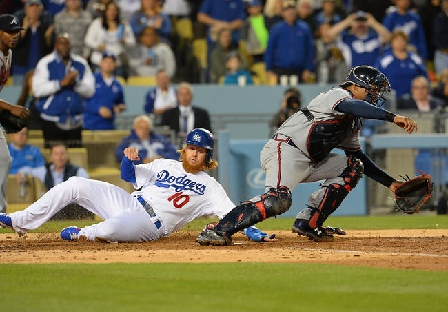 Los Angeles Dodgers vs. Atlanta Braves - 5/27/15 MLB Pick, Odds, and Prediction
