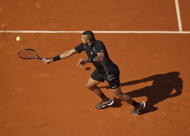 Kei Nishikori vs. Jo-Wilfried Tsonga  2015 French Open, Pick, Odds, Prediction