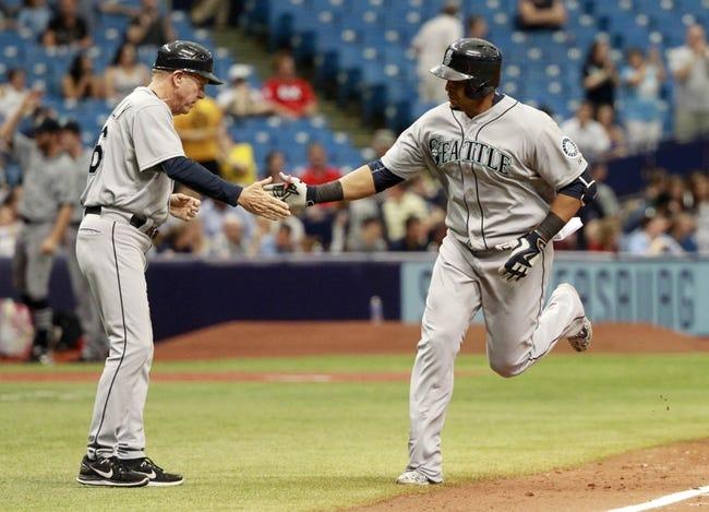 Rays at Mariners - 6/4/15 MLB Pick, Odds, and Prediction