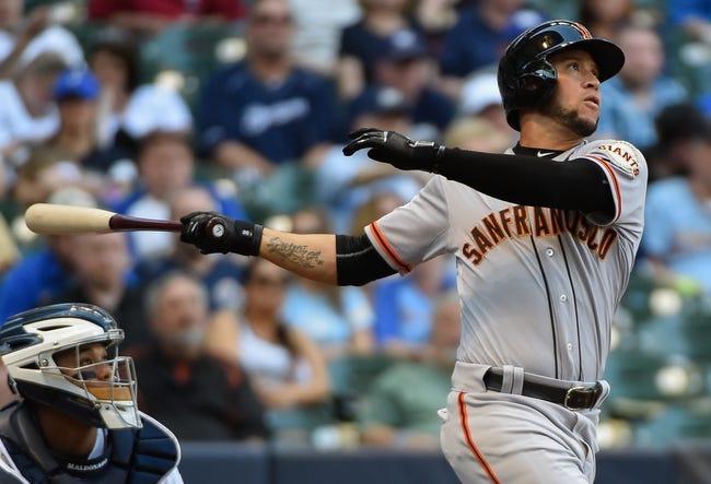 San Francisco Giants vs. Milwaukee Brewers - 7/28/15 MLB Pick, Odds, and Prediction