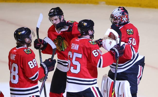 Anaheim Ducks vs. Chicago Blackhawks - 5/30/15 NHL Pick, Odds, and Prediction
