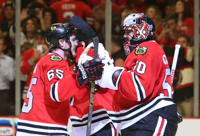 Chicago Blackhawks at Anaheim Ducks- 5/30/15 NHL Pick, Odds, and Prediction
