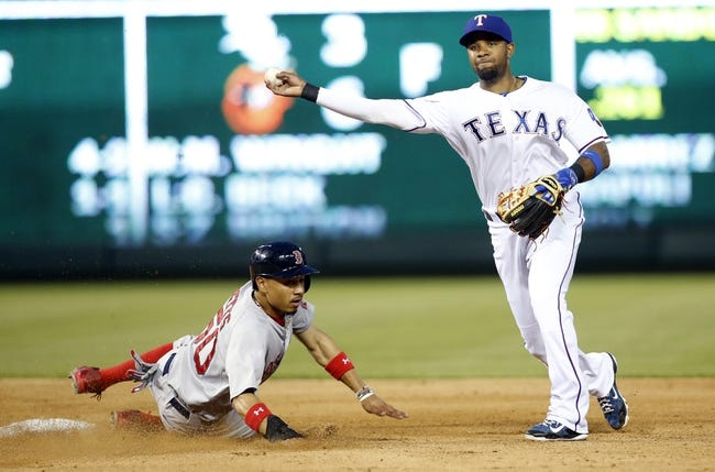 Rangers vs. Red Sox - 5/29/15 MLB Pick, Odds, and Prediction