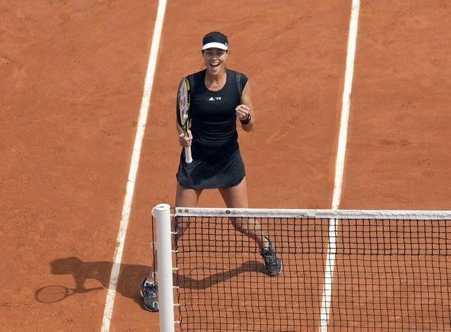 Ana Ivanovic vs. Elina Svitolina 2015 French Open, Pick, Odds, Prediction
