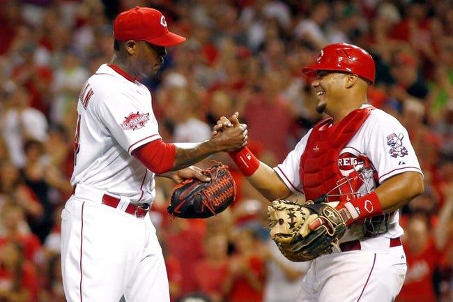 Cincinnati Reds vs. Washington Nationals - 5/30/15 MLB Pick, Odds, and Prediction