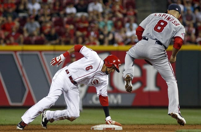 Washington Nationals vs. Cincinnati Reds - 7/6/15 MLB Pick, Odds, and Prediction