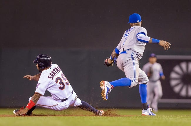 Twins vs. Blue Jays - 5/30/15 MLB Pick, Odds, and Prediction