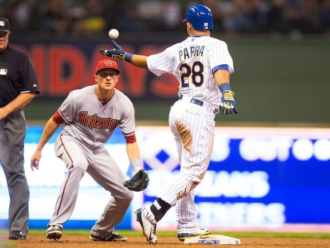 MLB | Arizona Diamondbacks (22-25) at Milwaukee Brewers (16-33)
