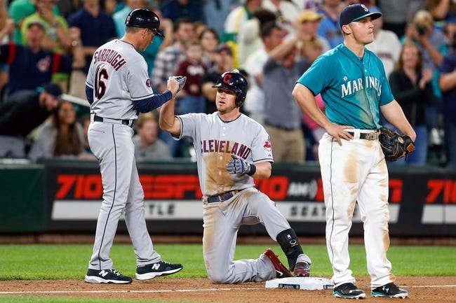 Seattle Mariners vs. Cleveland Indians - 5/30/15 MLB Pick, Odds, and Prediction