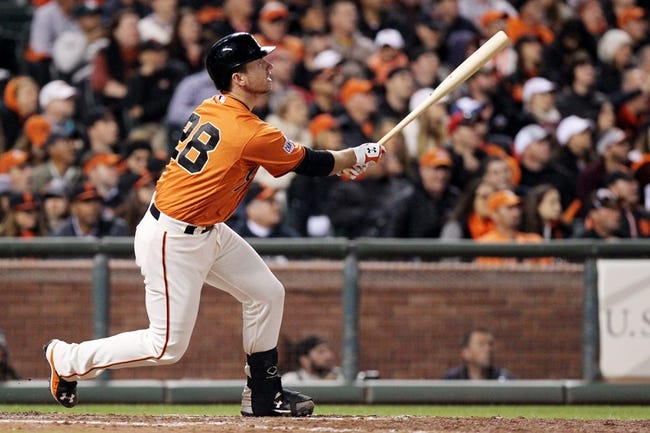 San Francisco Giants vs. Atlanta Braves - 5/30/15 MLB Pick, Odds, and Prediction