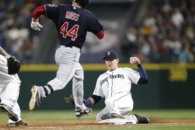Seattle Mariners vs. Cleveland Indians - 5/31/15 MLB Pick, Odds, and Prediction