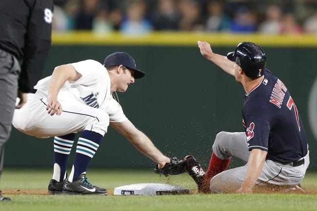 Cleveland Indians vs. Seattle Mariners - 6/10/15 MLB Pick, Odds, and Prediction