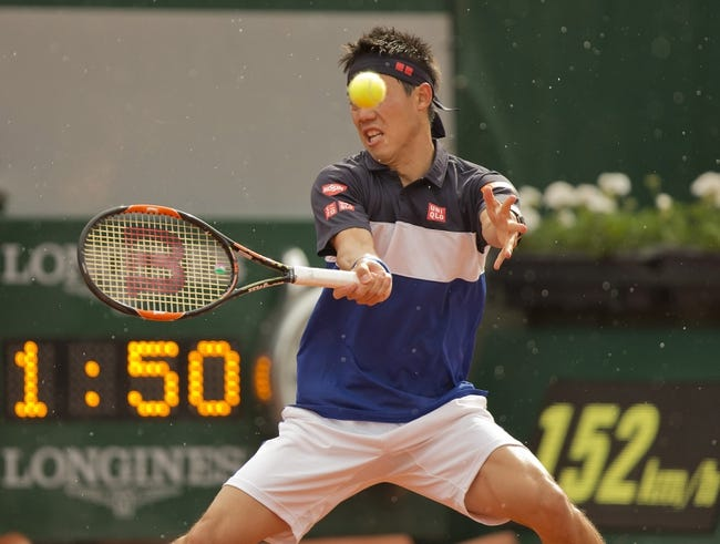 Kei Nishikori vs. Richard Gasquet 2016 Rome Masters Pick, Odds, Prediction