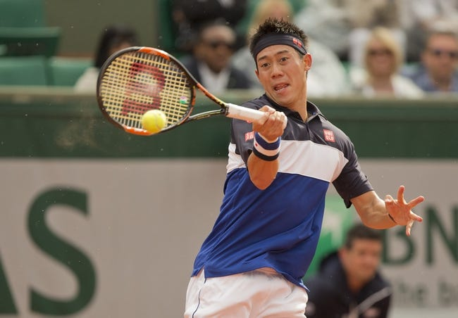 Santiago Giraldo vs. Kei Nishikori 2015 Wimbledon Tennis Pick, Odds, Prediction