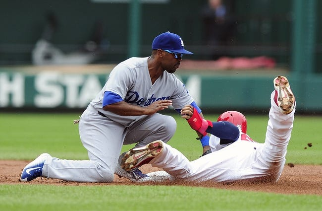 Los Angeles Dodgers vs. St. Louis Cardinals - 6/4/15 MLB Pick, Odds, and Prediction