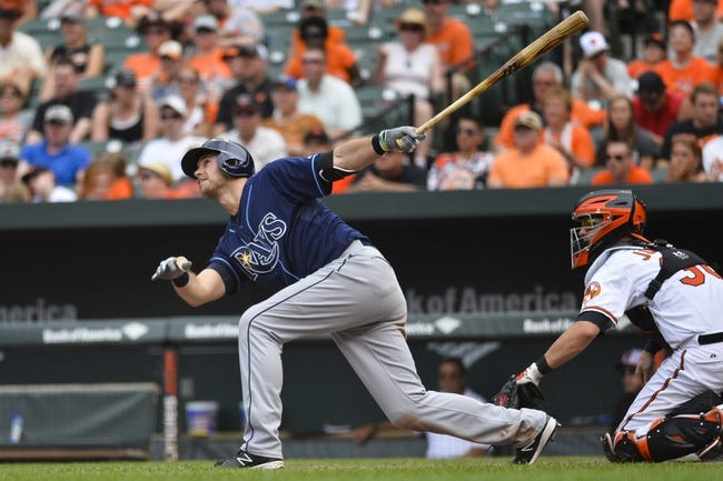 Rays vs. Orioles - 7/24/15 MLB Pick, Odds, and Prediction