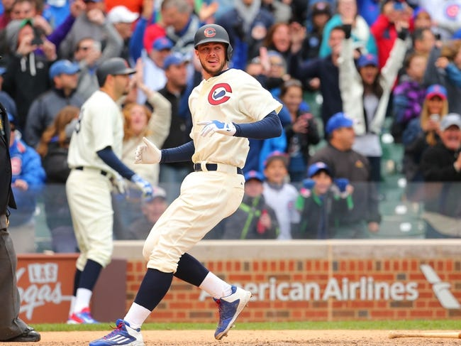 Chicago Cubs vs. Kansas City Royals - 9/28/15 MLB Pick, Odds, and Prediction