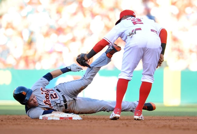 Detroit Tigers vs. Los Angeles Angels - 8/25/15 MLB Pick, Odds, and Prediction