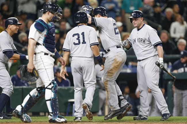 Seattle Mariners vs. New York Yankees - 6/2/15 MLB Pick, Odds, and Prediction