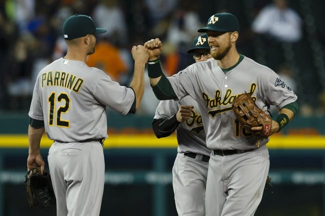 Tigers vs. Athletics - 6/3/15 MLB Pick, Odds, and Prediction
