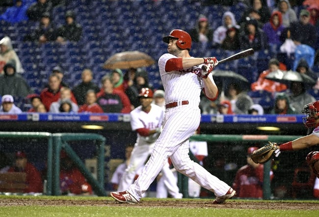 MLB | Cincinnati Reds (22-28) at Philadelphia Phillies (20-33)