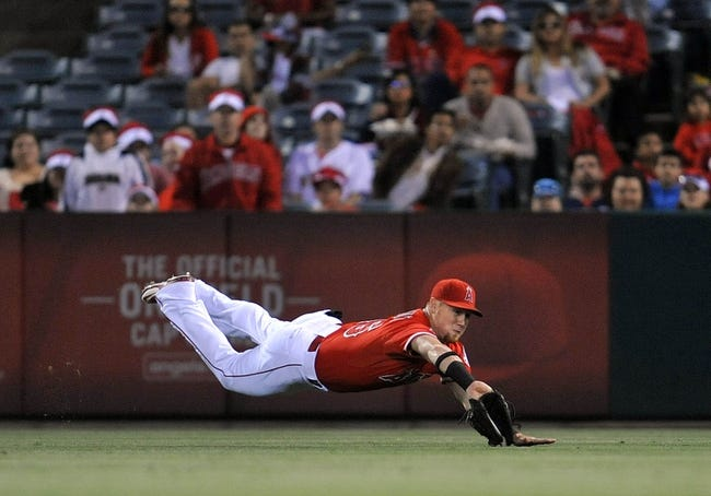 Los Angeles Angels vs. Tampa Bay Rays - 6/3/15 MLB Pick, Odds, and Prediction