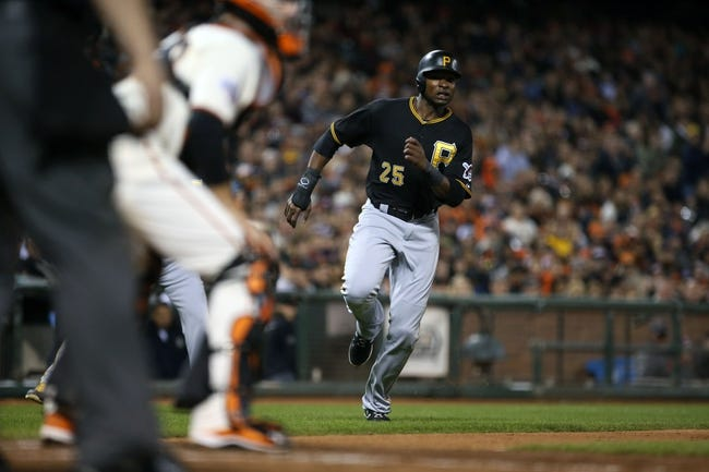 San Francisco Giants vs. Pittsburgh Pirates - 6/3/15 MLB Pick, Odds, and Prediction