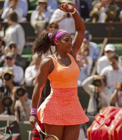 Lucie Safarova vs. Serena Williams 2015 French Open Pick, Odds, Prediction