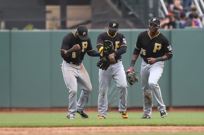 Pirates vs. Giants - 8/20/15 MLB Pick, Odds, and Prediction