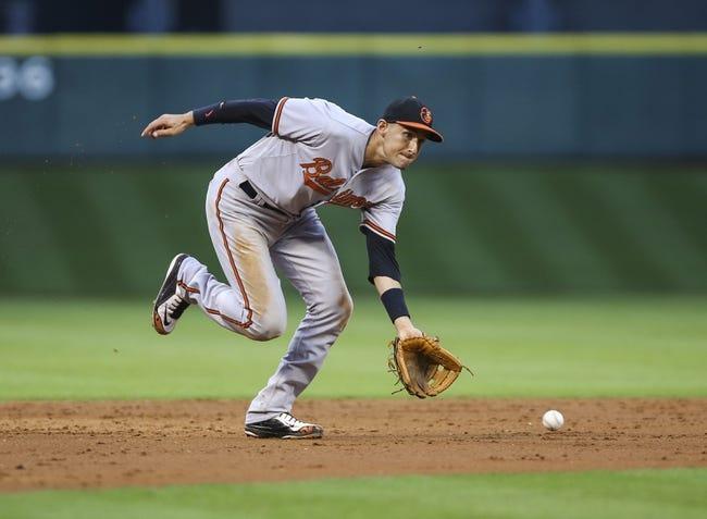 Houston Astros vs. Baltimore Orioles - 5/24/16 MLB Pick, Odds, and Prediction