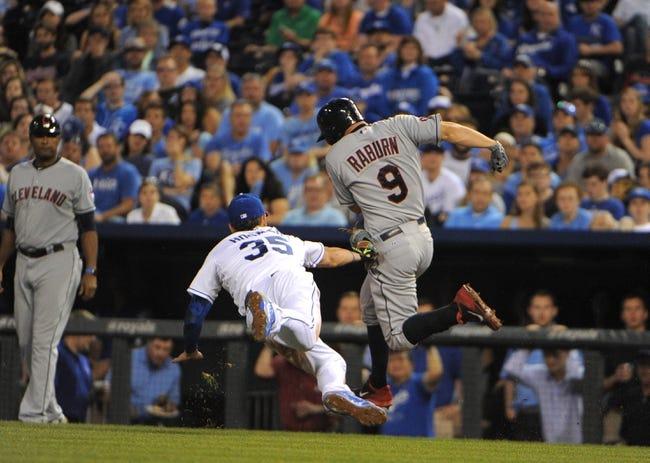 Royals vs. Indians - 6/4/15 MLB Pick, Odds, and Prediction