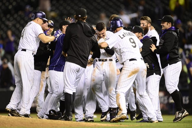 Dodgers vs. Rockies - 9/14/15 MLB Pick, Odds, and Prediction