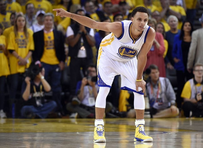 Cleveland Cavaliers at Golden State Warriors Game Two - 6/7/15 NBA Pick, Odds, and Prediction