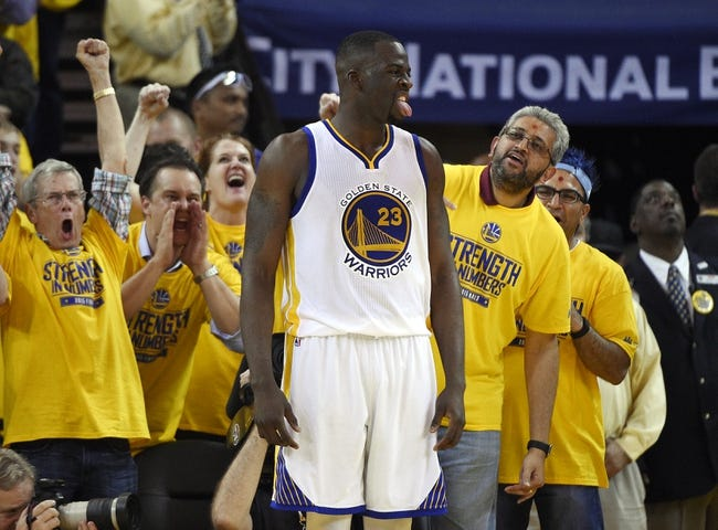 Cavaliers at Warriors - 6/7/15 NBA Finals Game Two Pick, Odds, and Prediction