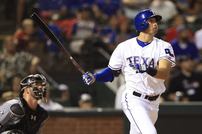 Chicago White Sox vs. Texas Rangers - 6/19/15 MLB Pick, Odds, and Prediction