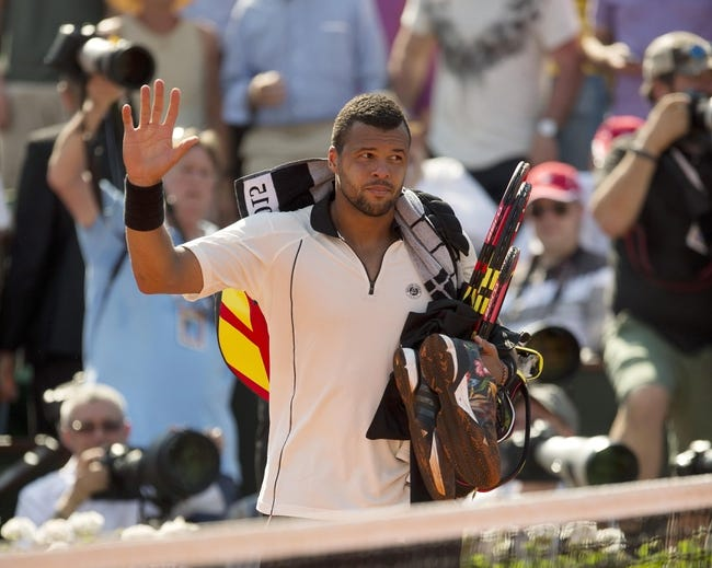 Jo-Wilfried Tsonga vs. Marcos Baghdatis 2016 French Open Pick, Odds, Prediction