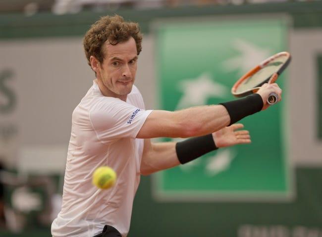 Mikhail Kukushkin vs. Andy Murray 2015 Wimbledon Tennis Pick, Odds, Prediction