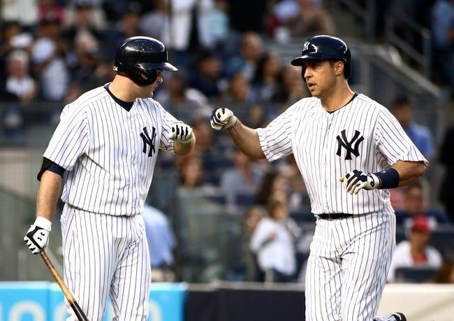 Yankees vs. Angels - 6/6/15 MLB Pick, Odds, and Prediction
