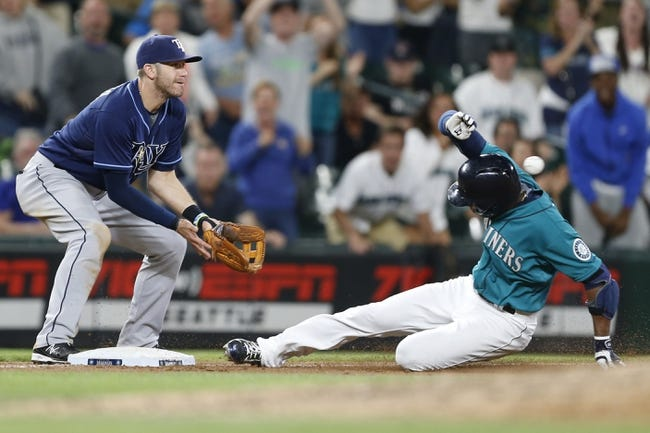 Seattle Mariners vs. Tampa Bay Rays - 6/6/15 MLB Pick, Odds, and Prediction