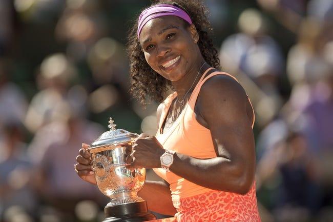 Serena Williams vs. Teliana Pereira 2016 French Open Pick, Odds, Prediction
