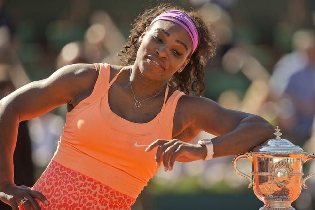 Serena Williams vs. Magdalena Rybarikova 2016 French Open Pick, Odds, Prediction