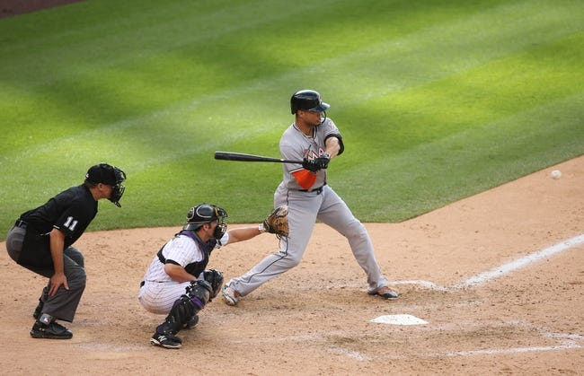 Colorado Rockies vs. Miami Marlins - 6/7/15 MLB Pick, Odds, and Prediction