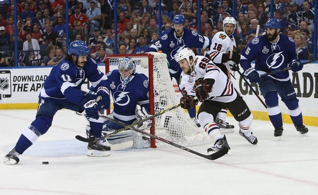 Lightning at Blackhawks - 6/8/15 Game Three Pick, Odds, and Prediction