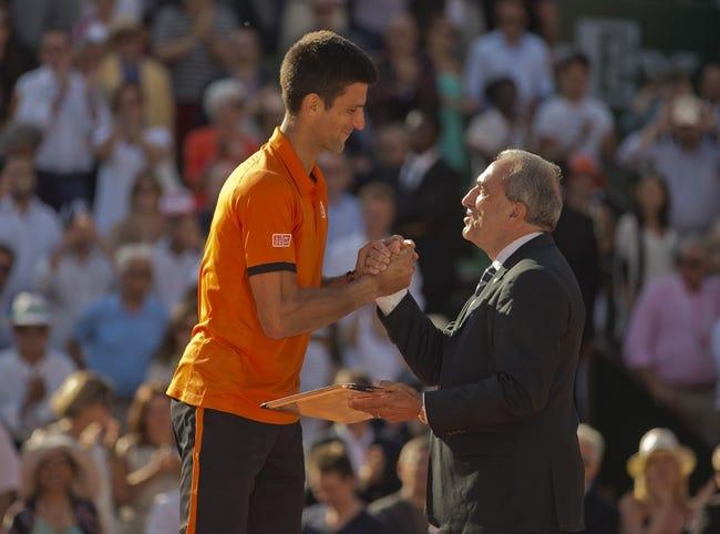 Philipp Kohlschreiber vs. Novak Djokovic 2015 Wimbledon Tennis Pick, Odds, Prediction