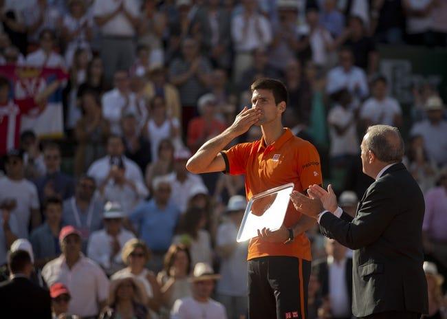 Novak Djokovic vs. Aljaz Bedene 2016 French Open Pick, Odds, Prediction