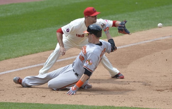 Orioles vs. Indians - 6/26/15 MLB Pick, Odds, and Prediction