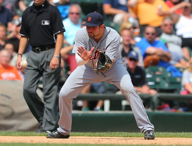 Detroit Tigers vs. Chicago White Sox - 6/26/15 MLB Pick, Odds, and Prediction