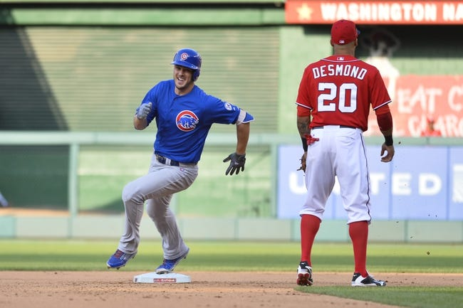 Cubs vs. Nationals - 5/5/16 MLB Pick, Odds, and Prediction