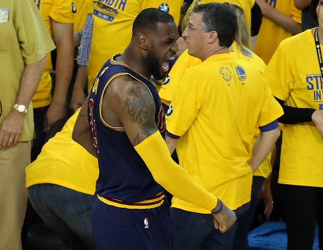 Warriors at Cavaliers - 6/9/15 Game Three Pick, Odds, and Prediction