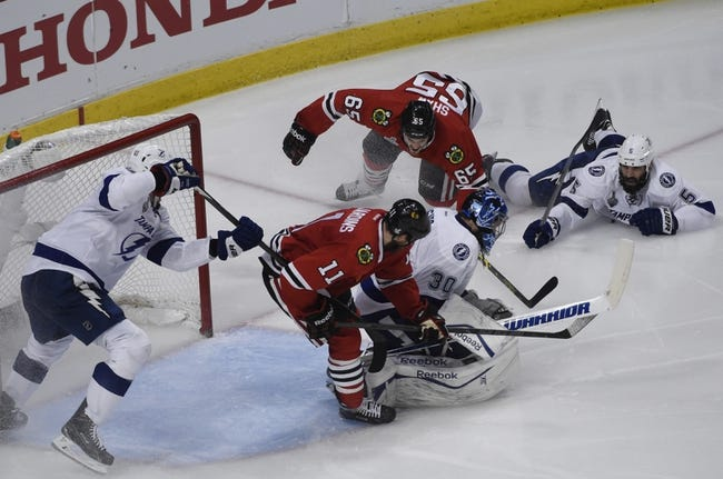 Lightning at Blackhawks - 6/10/15 Game Four Pick, Odds, and Prediction